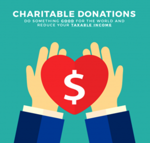 TFOM donations are now tax deductible